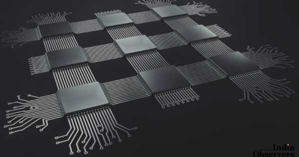 Processor electronic chips