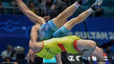 Pakistan wrestlers refuted Indian visa for Asian Championships
