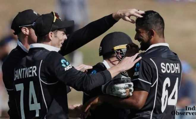 3rd ODI: Ish Sodhi, Blair Tickner recalled in New Zealand squad as illness strikes bowlers
