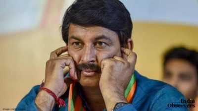 Manoj Tiwari has also taken responsibility for the defeat in a press conference at his residence on Tuesday
