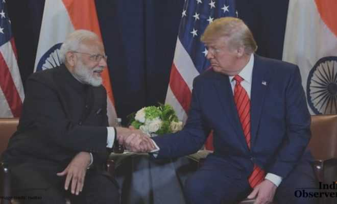 US Donald trump is going to visit india feb 24