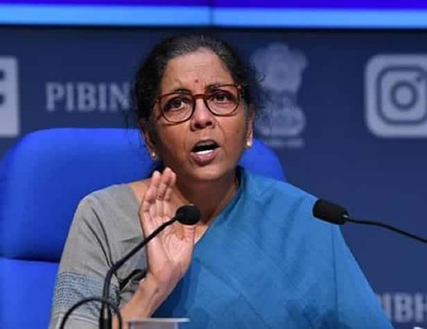 Nirmala_Finance_Minister