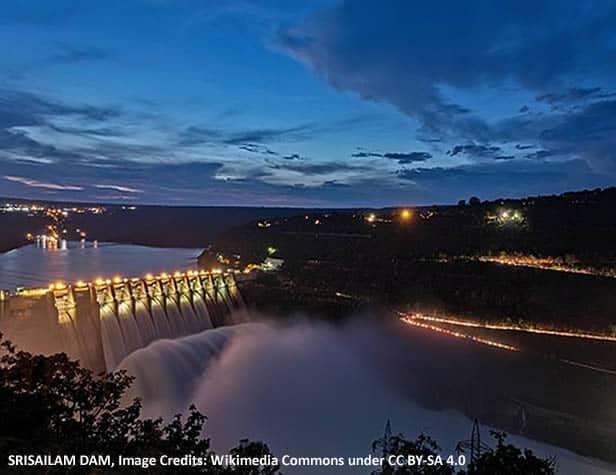 Srisailam_Dam