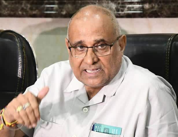 BJP Vice President Avinash