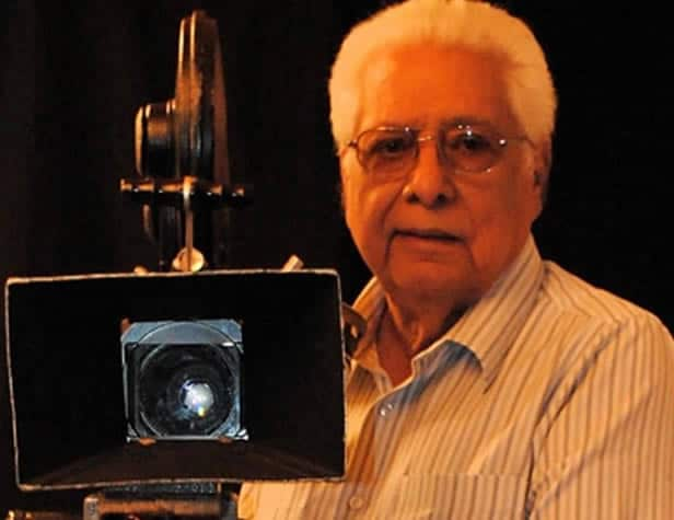 Basu Chatterjee working
