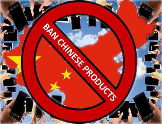 Boycotting China Products