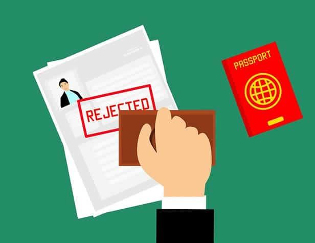 India denies VISA