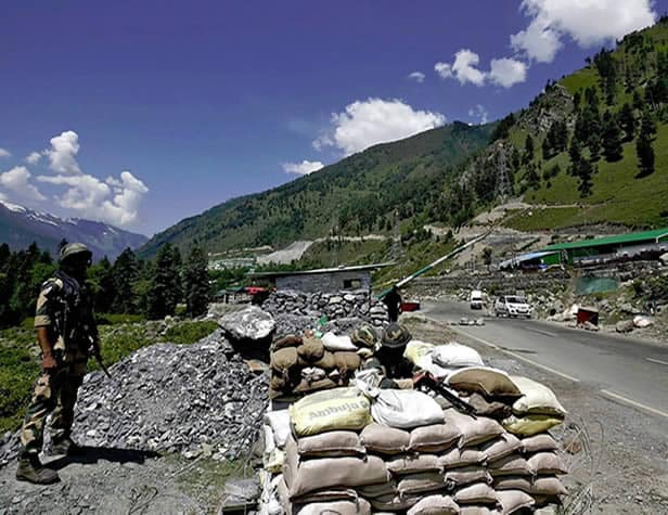 China-India Border