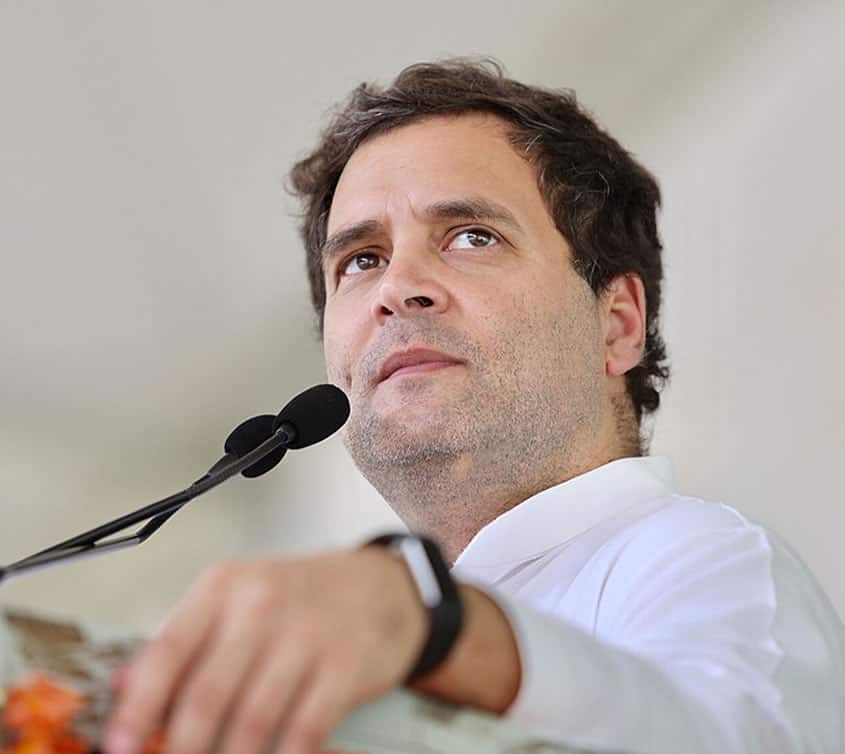 Congress leader Rahul Gandhi against China