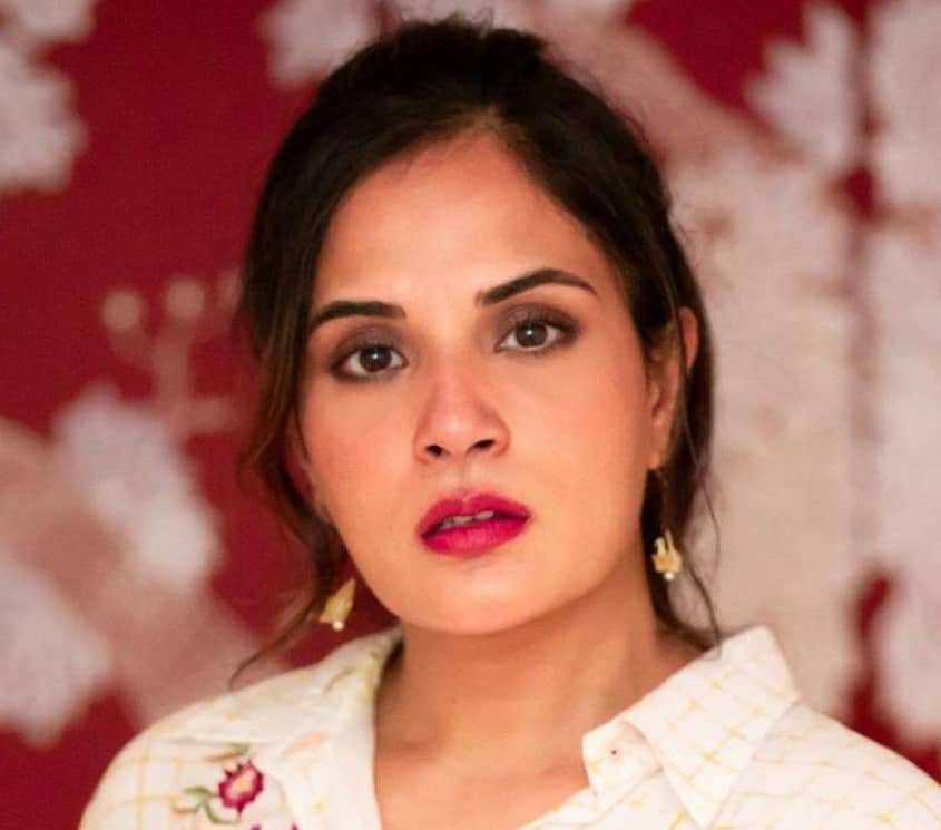 Bollywood actress Richa Chadha on Nepotism