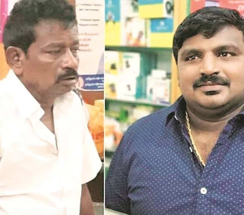 deaths of a father-son duo by Tamil Nadu Police