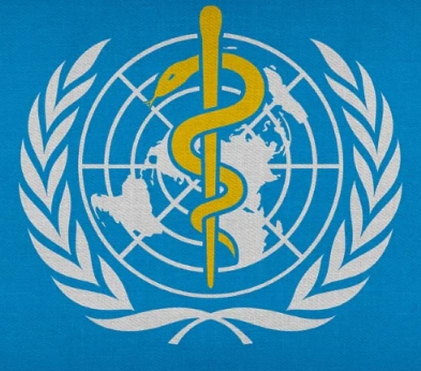 Logo of World Health Organisation
