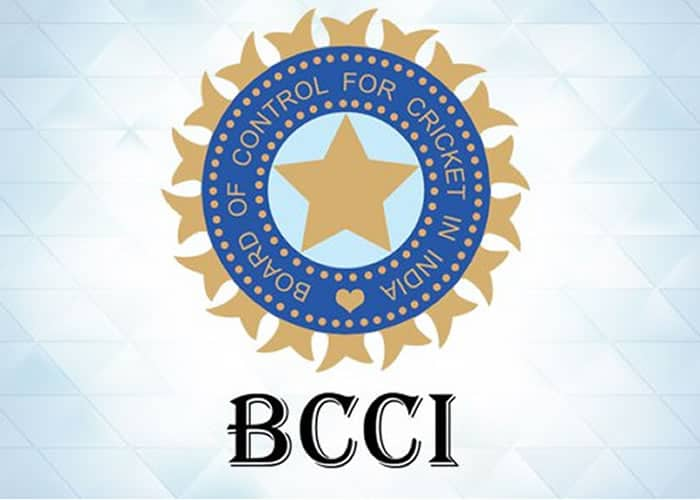 Logo for Board of Control for Cricket in India