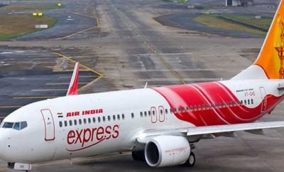 Air India Express flights to Dubai suspended