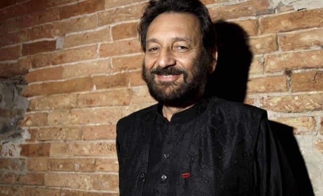 filmmaker Shekhar Kapur