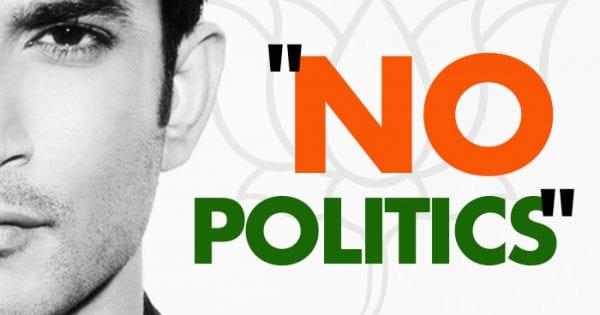 Sushant Singh death poster
