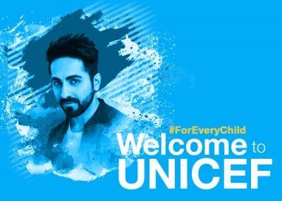 Welcome UNICHEF