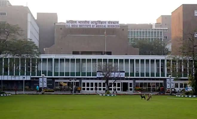 AIIMS Hospital Report