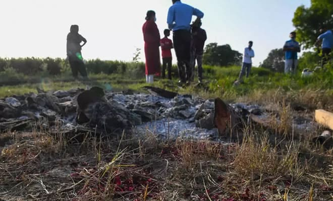 Hathras Rape case