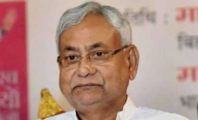 Chief Minister Nitish Kumar