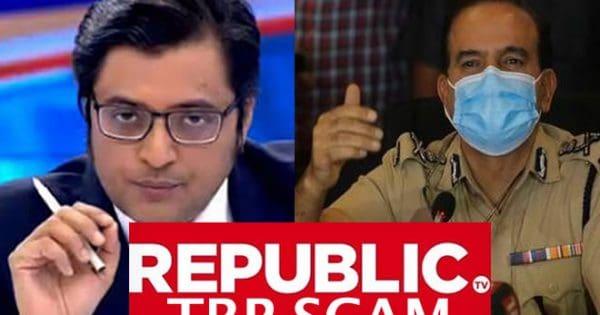 Republic TV TRP Scam