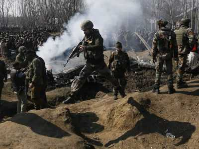 4 jawans killed in LOC