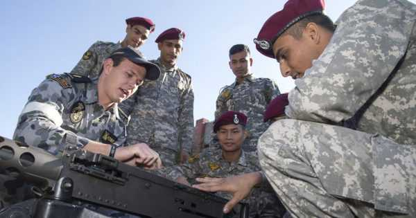 India | Joint Military | Australia and America | Trending