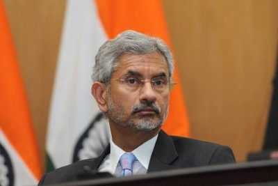 Jaishankar Stresses on Globalisation