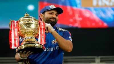 Rohit Sharma becomes the most successful IPL captain