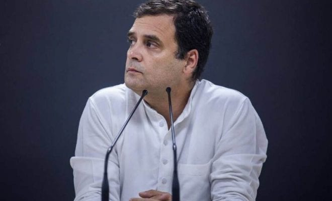 Congress in Rahul's support