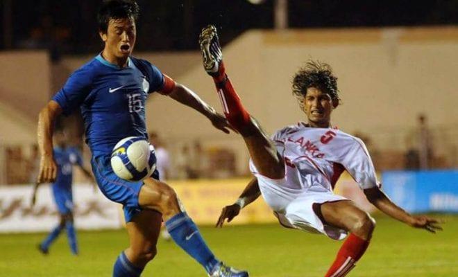 Indian footballer