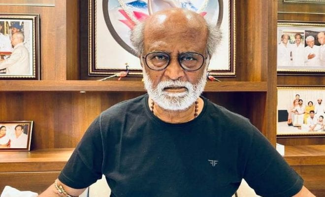 Rajnikanth Pulls Out Of Politics