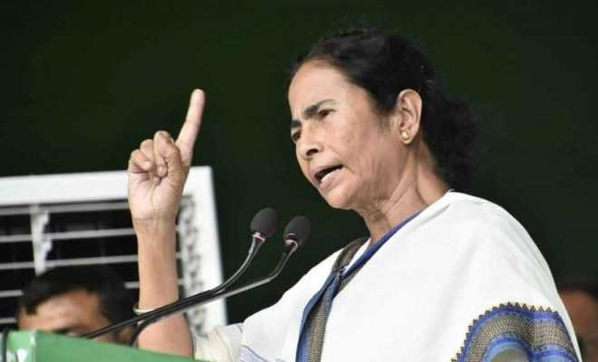 Mamta Banerjee lashes out on BJP