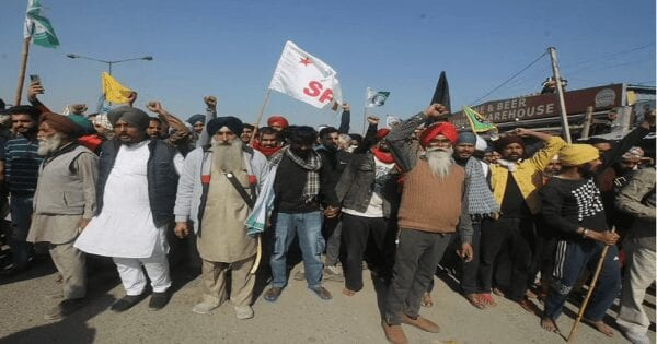 Farmers protests gain momentum