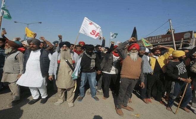 Farmers protests gain momentum