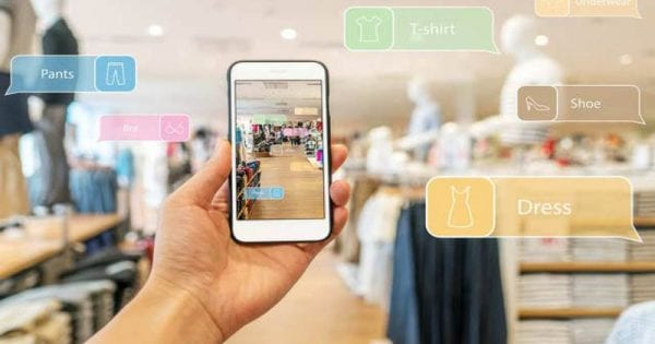 global retail tech in India