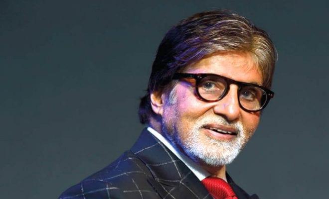 Amitabh Bachchan Apologises