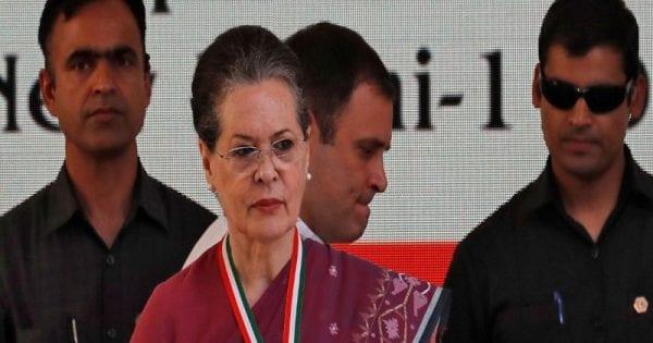 Sonia Gandhi slams centre