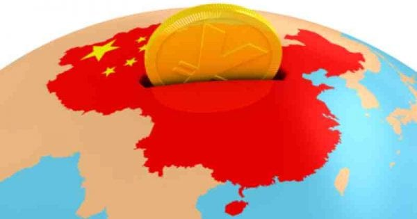 Chinese FDI Investments