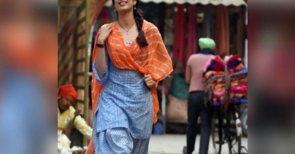 Jhanvi Kapoor film's shooting