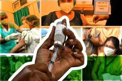 India's COVID-19 vaccination drive