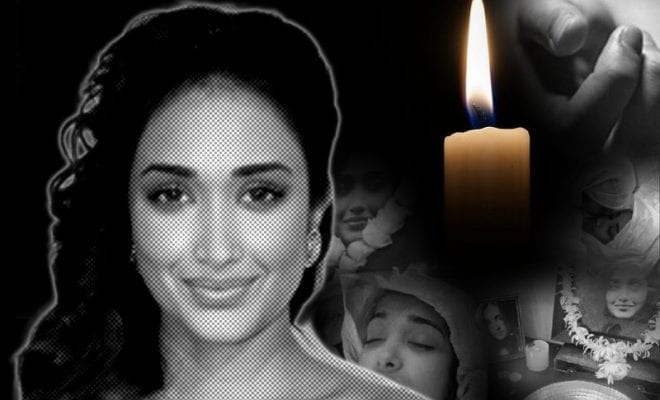 Jiah Khan's death