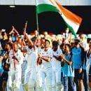 India's win against Australia