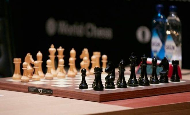 Sanjay Kapoor, Chess Federation after defeating Venkatrama Raja