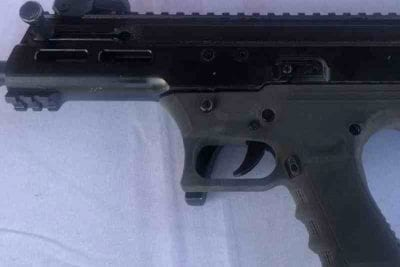 Indigenous Machine Pistol