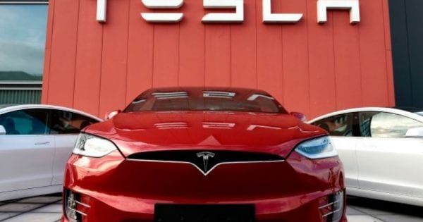Tesla registers in Bengaluru
