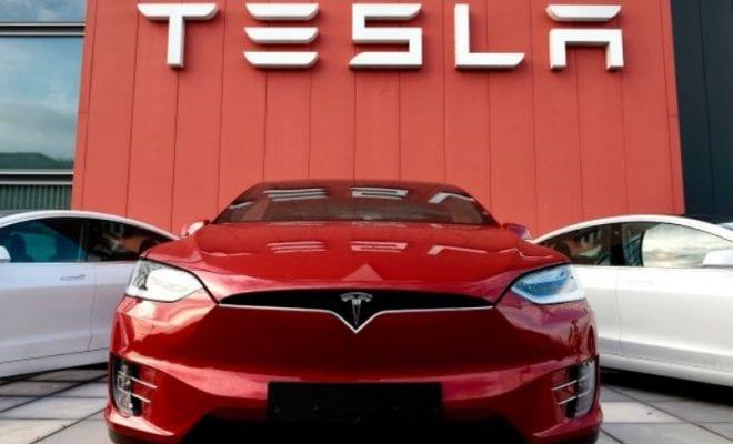 Tesla registers in Bengaluru