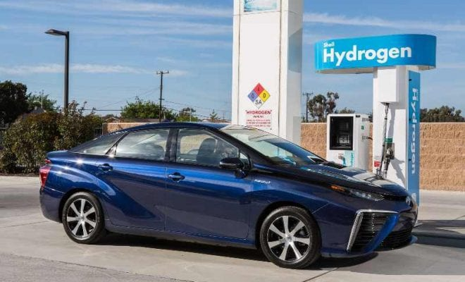 Indian Preference For Hydrogen
