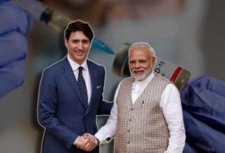 PM Modi, Justin Trudeau