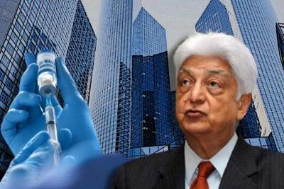 Founding Chairman of Wipro Azim Premji